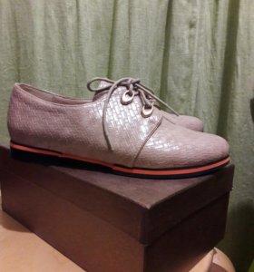 Туфли женские осенние 37 размер