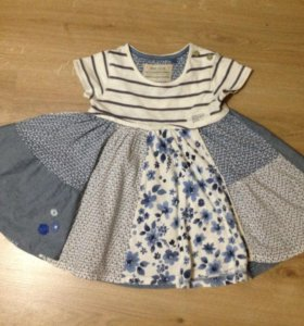 Детское платье на 2-4 годика