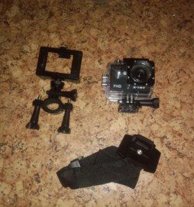 Экшн камера X-TRY
