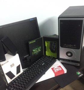 Компьютер 4 ядра 8гб 2гб GeForce для GTA 5