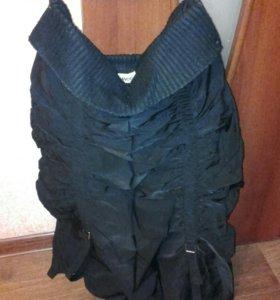 Теплая юбка