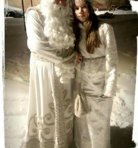Зимний волшебник Дедушка Мороз