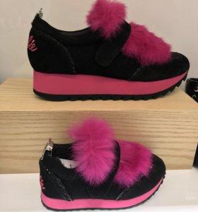 Ботинки )