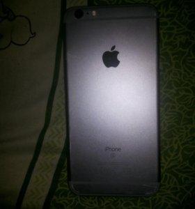 Айфон 6s+64гиг