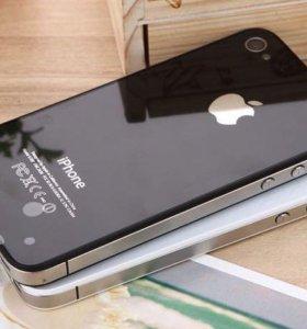 2 Айфона 4s 16g ( черный и белый )