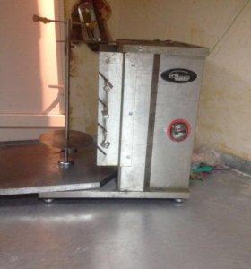 Аппарат для шаурмы газ