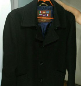Пальто мужское классическое демисезонное