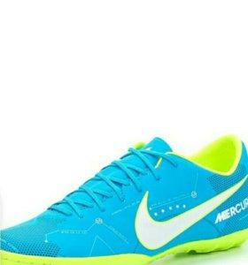 Бутсы футб. Nike , шиповки, Neymar новые р.38