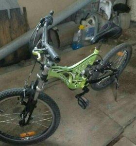 Подростковый велосипед stels pilot 270