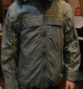 Куртка детская весенне- осенняя