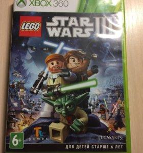 Для Xbox 360 Star Wars 3