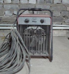 Продам тепловентилятор 9кВт бу