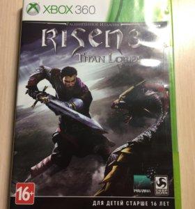 Для Xbox 360 Risen 3 Titan Lords