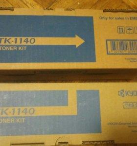 Картридж Kyocera TK-1140 (1T02ML0NLC001) - 2шт.