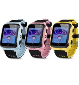 Умные часы Smart Baby Watch GW500s Wonlex