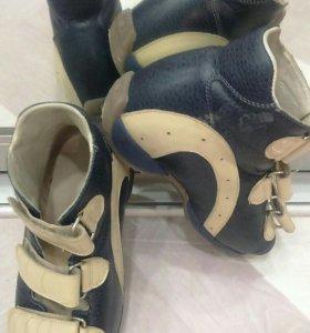 Ортопедические,антиварусные ботинки