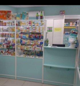 Мебель для аптечного пункта