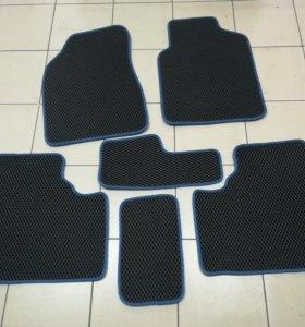 Автомобильные коврики Тойота Ипсум