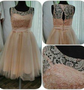 Вечернее платье 48-52