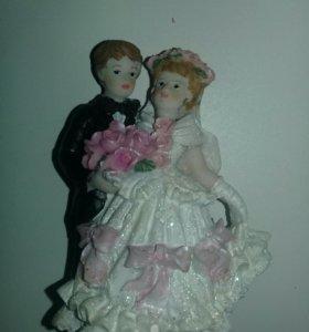 Свадебная фигурка