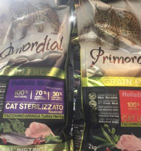 Grain Free для кошек 2кг