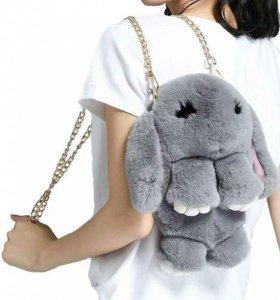 Рюкзак 🎒 сумка зайка 🐰