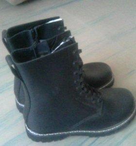Ботинки (берцы) Mil Tec