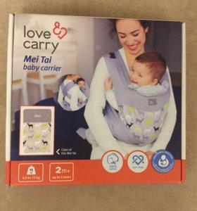 Май-слинг Love & Carry