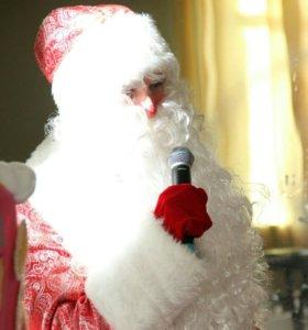Дед Мороз и Снегурка!)