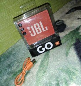 Bluetooth-колонка JBL GO