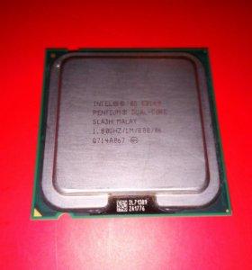 2-х ядерный процессор intel Pentium G840 на ПК