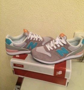 Новые кроссовки new balance размер 40