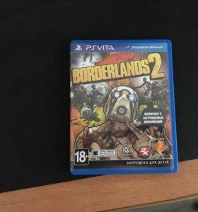 Обмен Borderlands 2. PS Vita