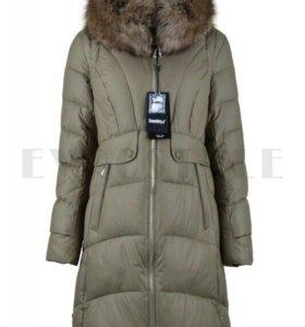 Новое зимнее пальто SKINNWILLE