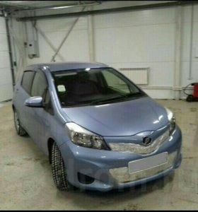 Toyota Vitz 2013 г.в.