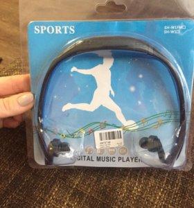Спортивный музыкальный плеер (новый)