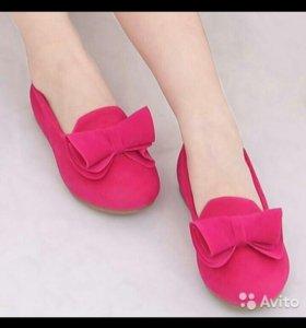 Новые нарядные туфельки (размер 29)
