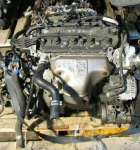 Двигатель F23A Honda Odyssey