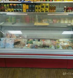 Витрина Холодильная низкотемпературная ВНУ 0,37-1