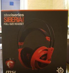 Продам игровые наушники SteelSeries Siberia V2