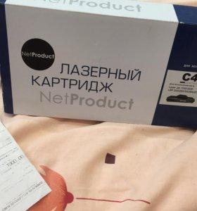 Лазерный картридж NetProduct