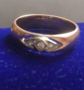 «Кольцо новое золото