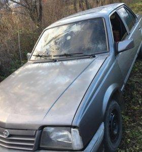 Opel Ascona по запчастям