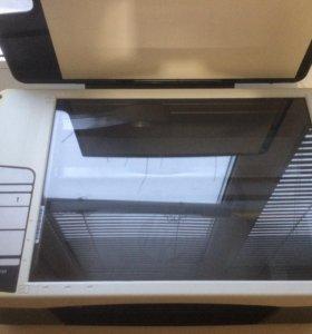 Ксерокс принтер сканер hp Deskjet