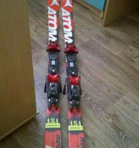 Горные лыжи спортцех