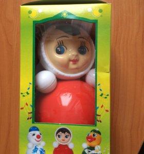 Неваляшка игрушка