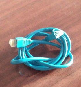 Сетевой кабель RJ-45
