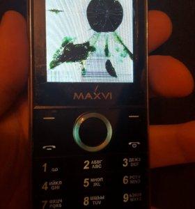 Мобильный телефон MAXVI X500