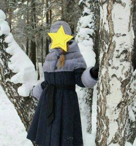 Пальто Tango зима