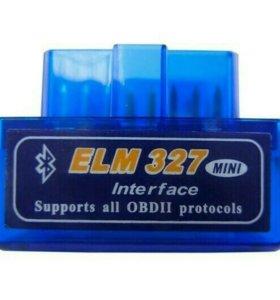Автосканер ELM327 obd2